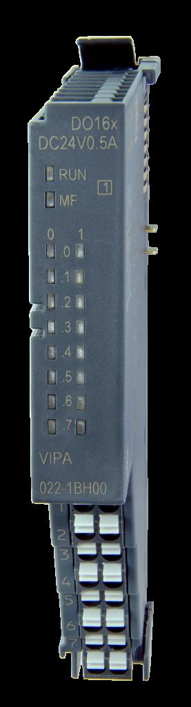 Модуль 16-канальный модуль дискретного вывода SLIO 022-1BH00