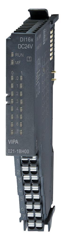 Модуль 16-канальный, дискретного ввода SLIO 021-1BH00