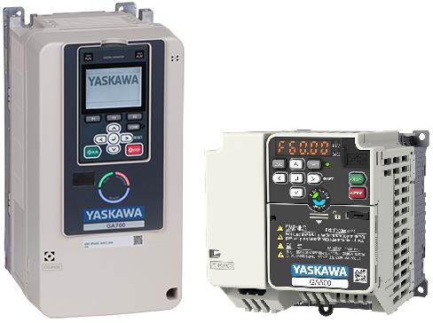 YASKAWA преобразователи частоты серий GA700 и GA500